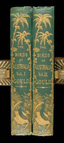 John Gould, Birds of Australia
